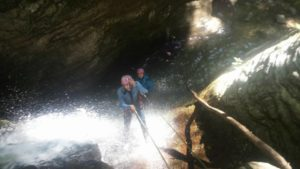 canyoning copia